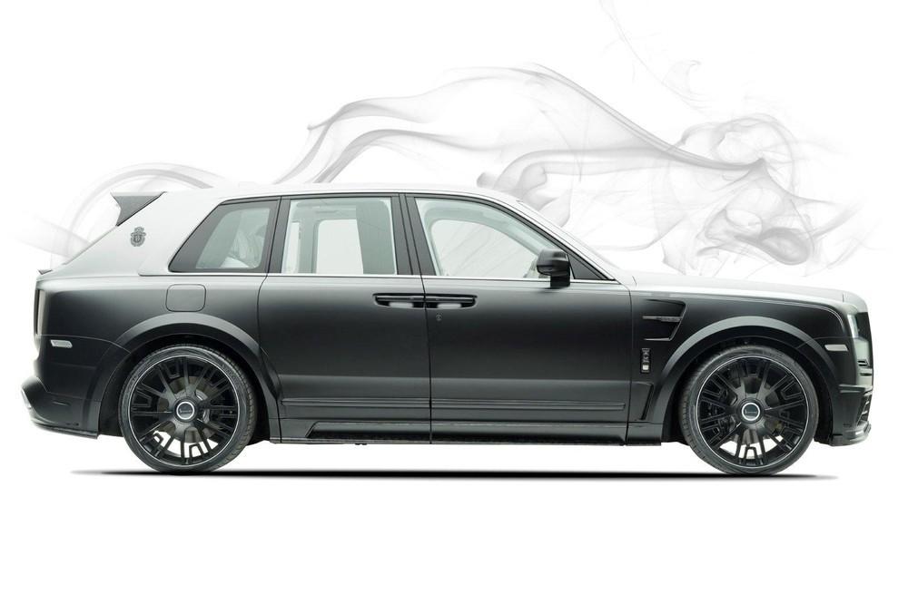 Hàng khủng độ Rolls-Royce Cullinan