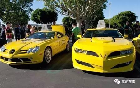 Loạt siêu xe làm taxi đỉnh cao