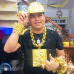Công tử Phúc XO toàn dùng vàng giả chém gió để làm gì ?