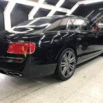 Xe siêu sang Bentley Continental Flying spur 2019 đầu tiên về VN