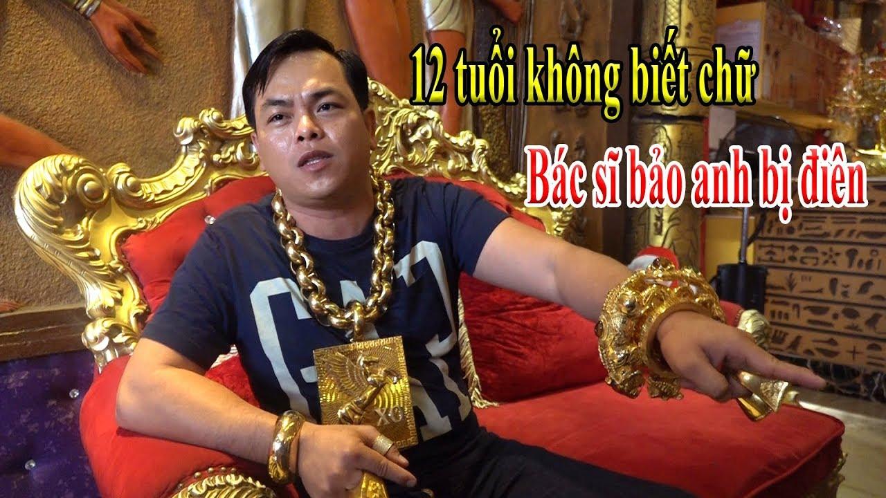 Công tử Phúc Xo chém gió bậc nhất Việt Nam
