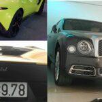 Nể phục đại gia Sài Gòn mua 3 siêu xe chính hãng