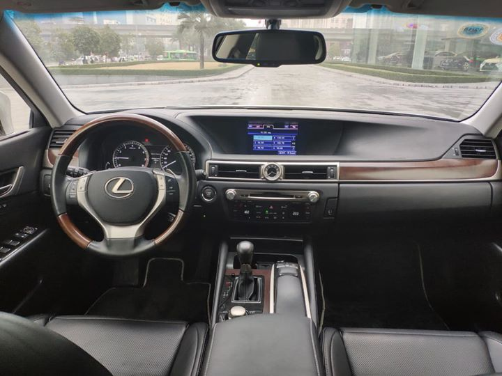 Xe sang Lexus GS 2013