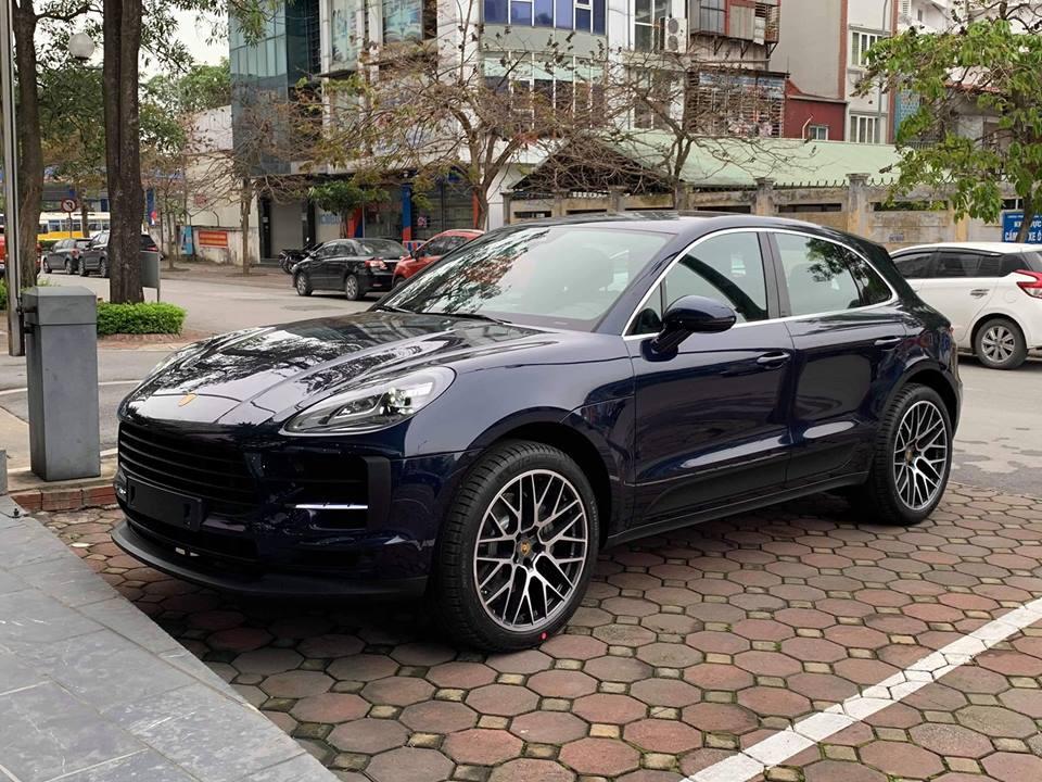 Độ Option tiền tỷ cho Porsche