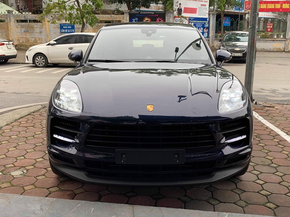 Độ Option xe sang Porsche