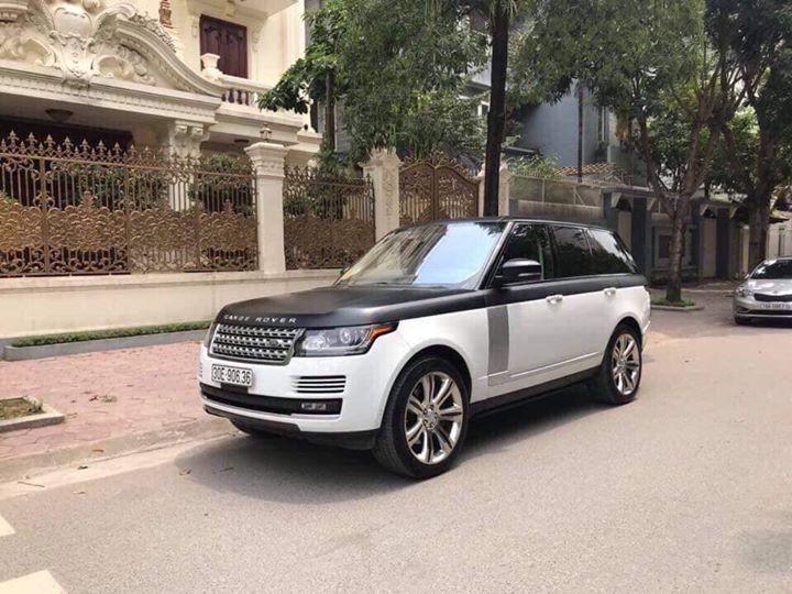 Xe sang range rover đẳng cấp
