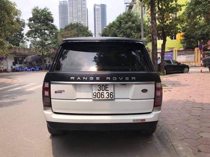 Xe sang Range rover