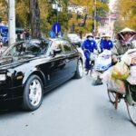 Những tấm ảnh chênh lệch giàu nghèo rõ ràng trên phố