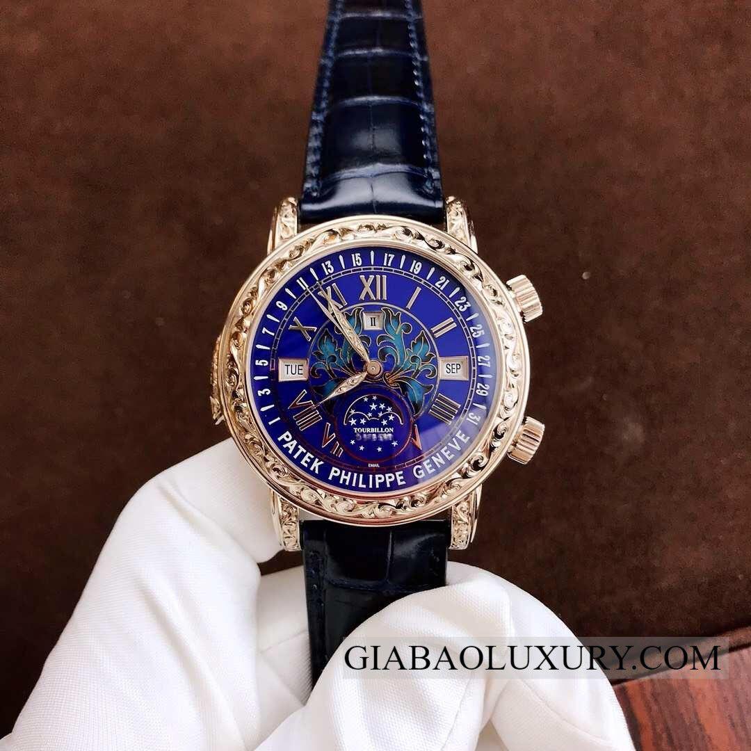 Siêu đồng hồ đắt giá
