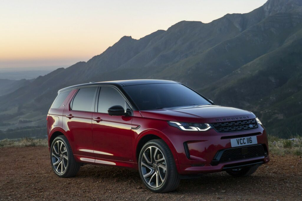 Land rover Dynamic 2020 đẹp