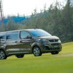 Peugeot Traveller xe gia đình giá 2,2 tỷ nội thất siêu sang