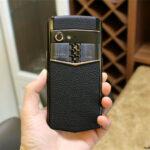 Điện thoại Vertu Aster P siêu sang bản đắt nhất 400 triệu ?