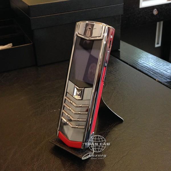 Siêu điện thoại Vertu đắt giá