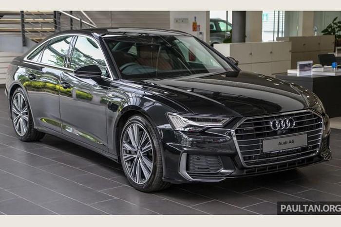 Xế sang Audi A6 đẹp và đẳng cấp