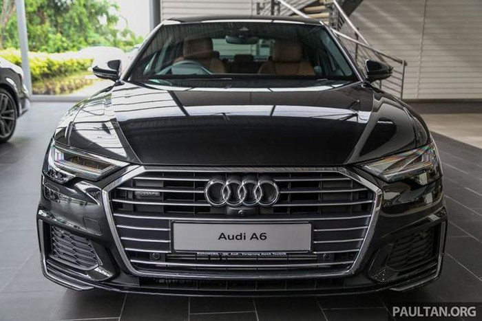 Xế sang Audi A6