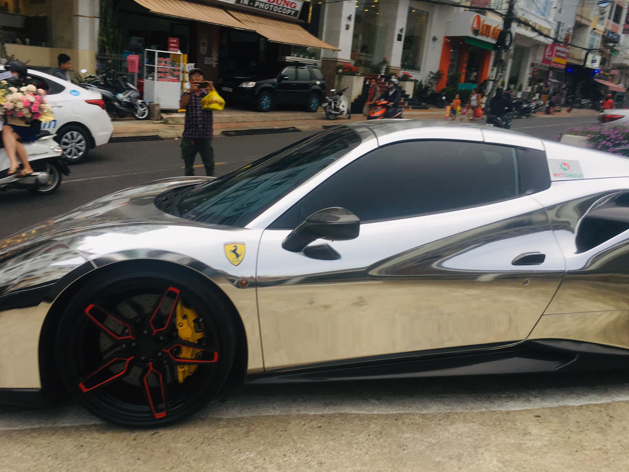 Siêu xe Ferrari đỉnh cao cho đại gia