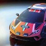 Huracan Sterrato siêu xe chạy được đường sa mạc