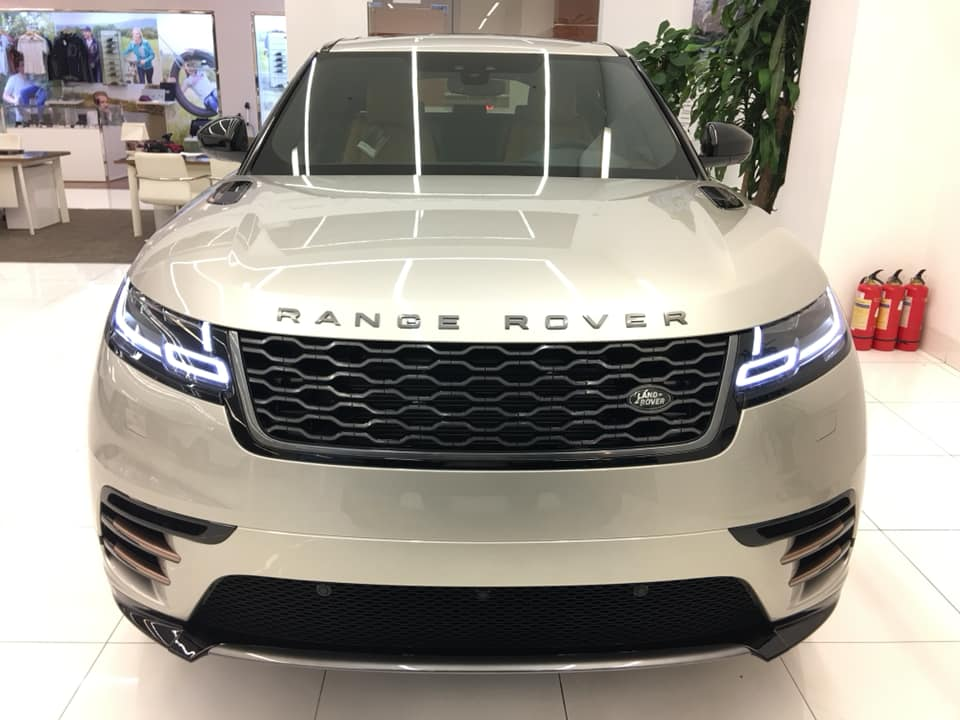 Range rover 2019 về Việt Nam