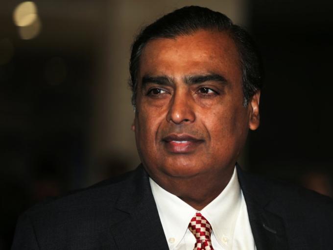 Tỷ phú siêu giàu Ấn Độ