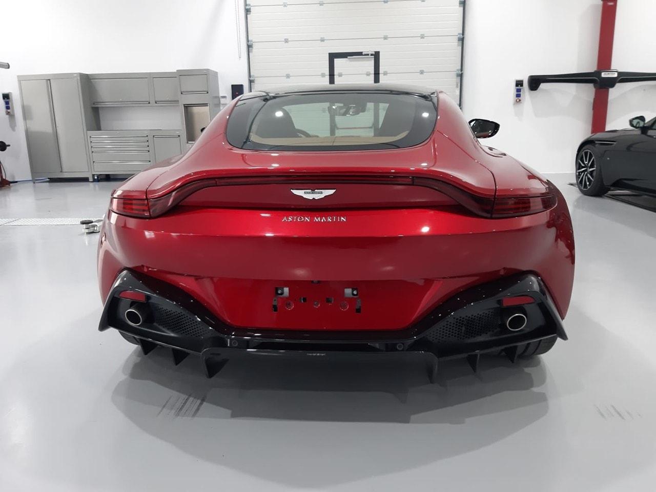 Siêu xe Aston martin đẹp