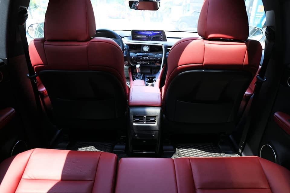 Xe sang Lexus đỉnh cao