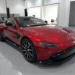 Siêu xe Aston Martin Zatago đời mới 2019 trình làng ?