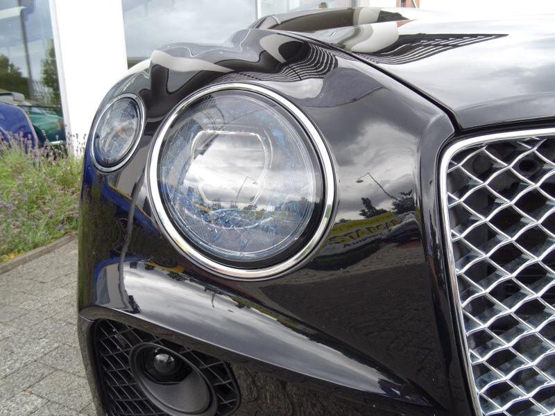 Xe siêu thể thao bentley