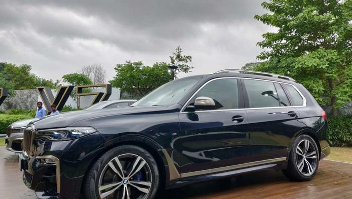 Xe sang BMW X7 đẹp nhất