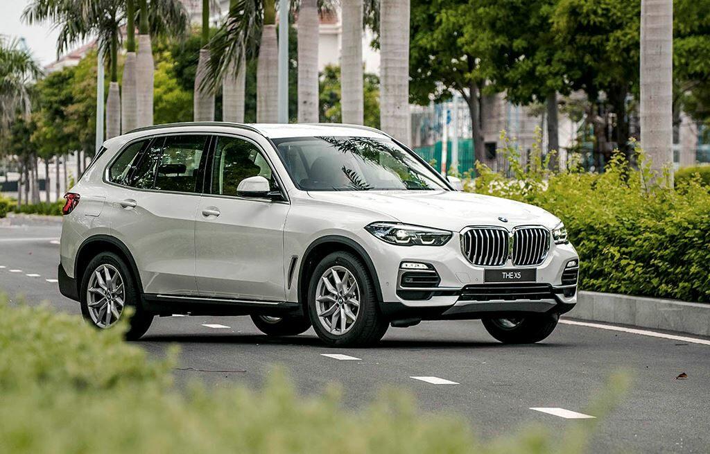 Xe sang BMW X5 2020 đẹp
