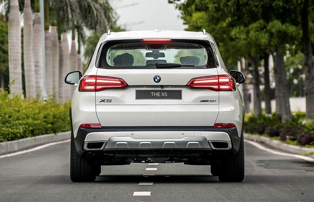 Xe sang BMW X5 đẹp và sang chảnh
