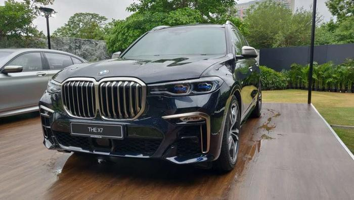 Xe sang BMW X7 đẹp và khủng