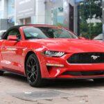 Siêu xe Ford Mustang mui trần 2019 về Hà Nội