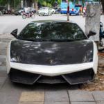 Lamborghini Gallardo Superleggera của đại gia Ninh bình giờ ra sao ?