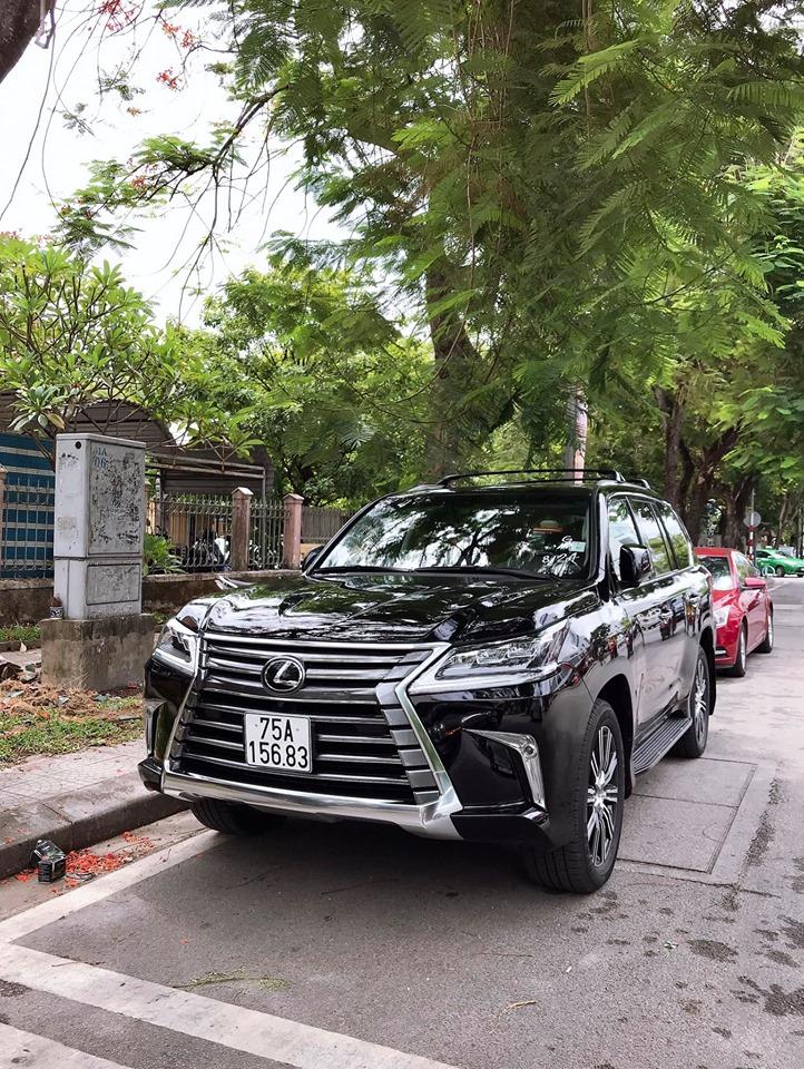 Xe siêu sang Lexus