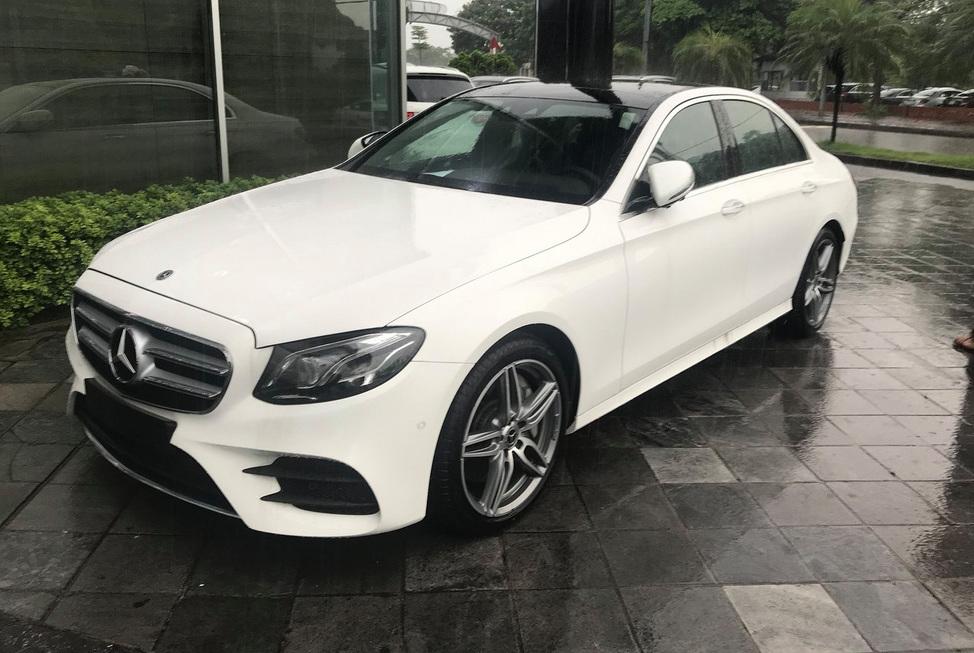 Nguyễn Thành Nam chi 3 tỷ mua E 350 AMG 2019