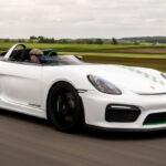 Porsche Boxster Bergspyder siêu xe cho người độc thân