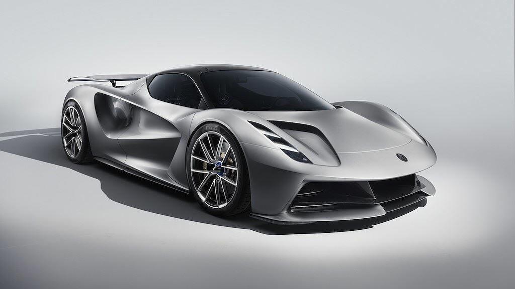 Siêu xe Lotus đời mới