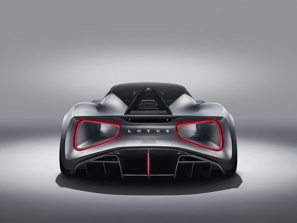 Siêu xe Lotus khủng
