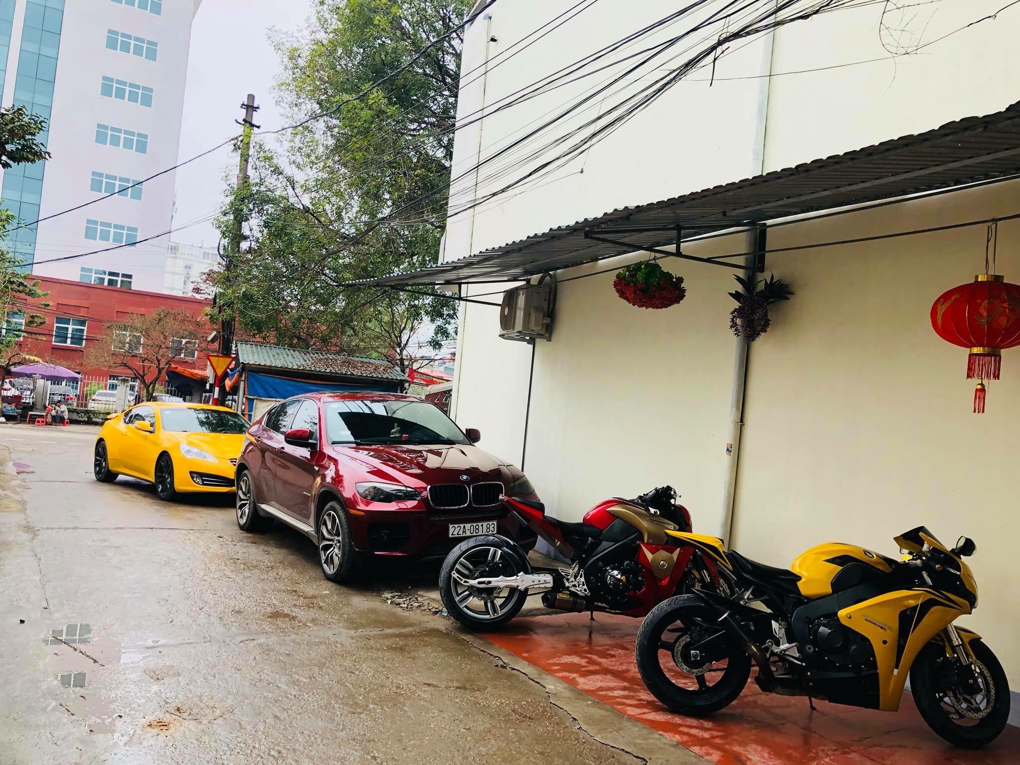 Tùng Giang bán siêu xe mô tô