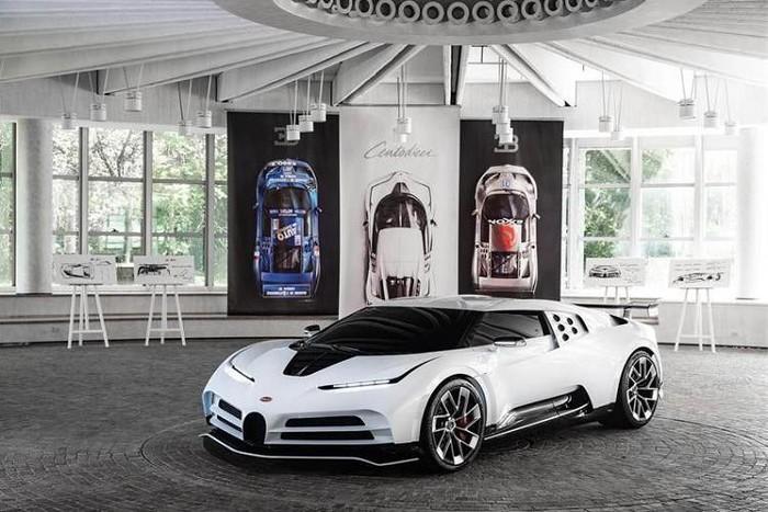 Siêu xe Bugatti đắt tiền nhất