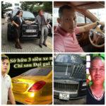 Những dân chơi siêu xe Việt Nam dính lao lý đình đám
