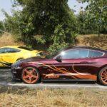 Siêu xe Ford Mustang độ khủng bởi Wolf Racing