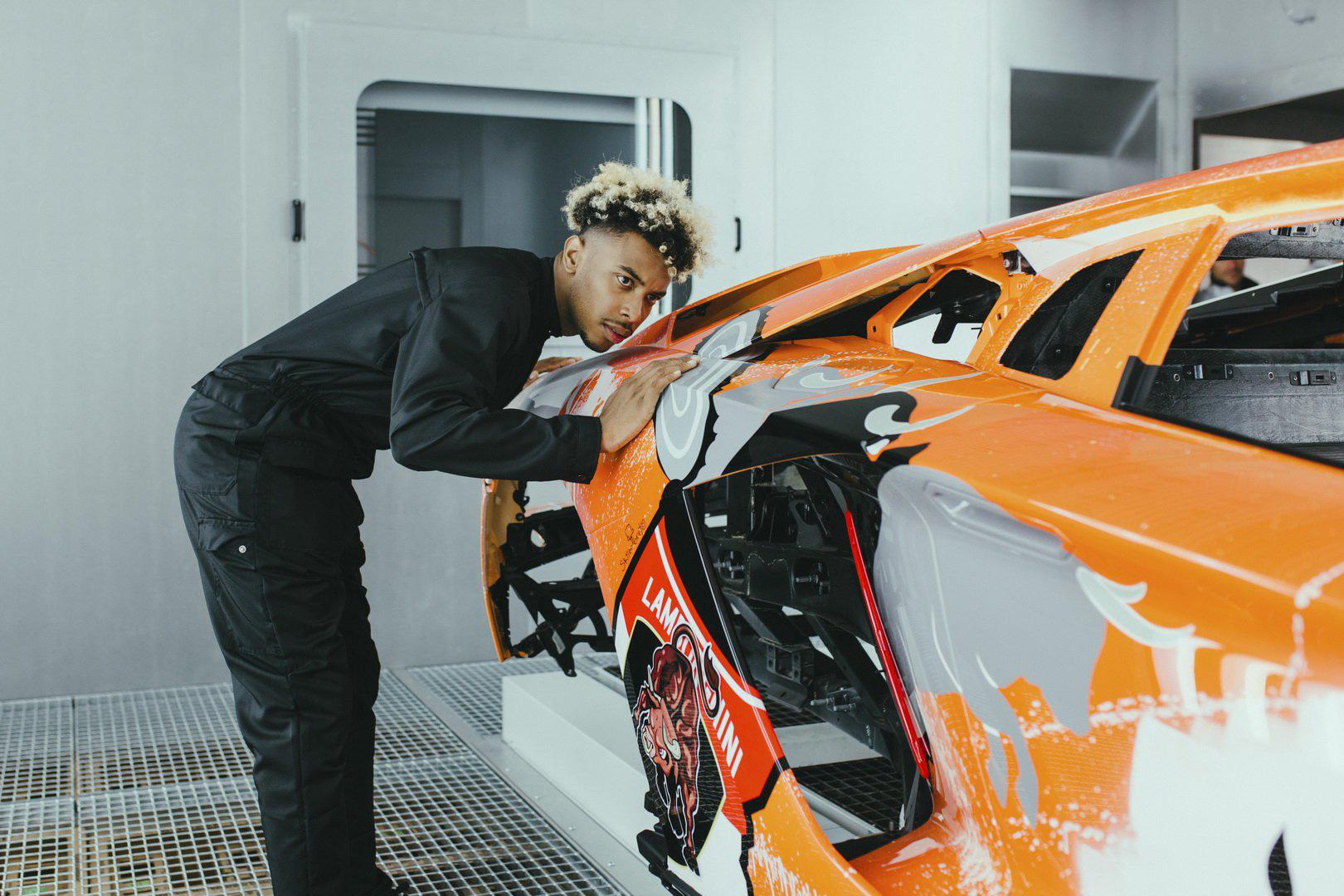 Siêu xe đỉnh Lamborghini