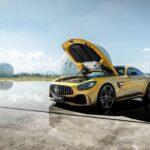 Siêu xe Mercedes-AMG GT R độ 800 mã lực bởi G-Power