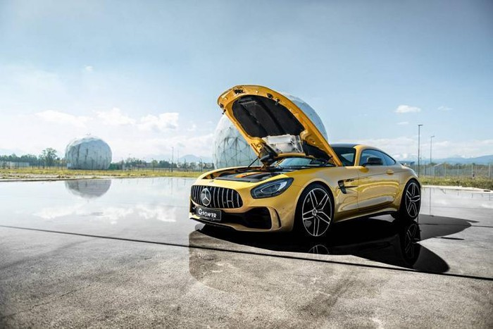Siêu xe Mercedes đỉnh cao