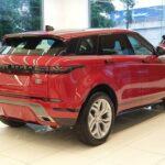 Bản rẻ nhất của Range rover Evoque ở Việt Nam gía 3,7 tỷ đồng