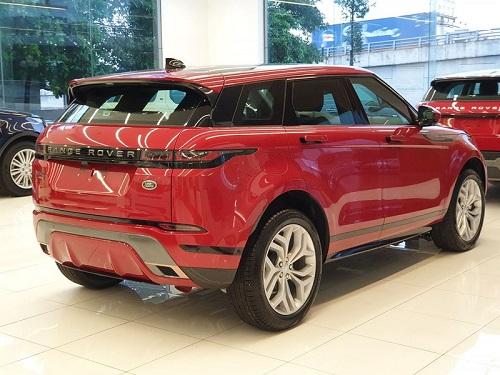 Range rover Evoque 2020 mới