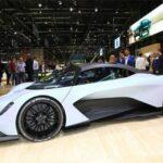 Siêu xe tuyệt đẹp Aston Martin Valhalla giá gần 2 triệu đô