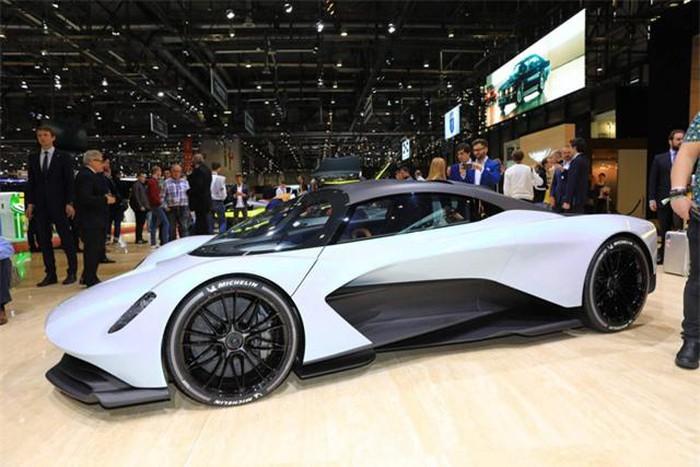 siêu xe tuyệt đẹp Aston Martin