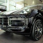 Siêu xe SUV Porsche Cayenne Turbo 2019 về Việt Nam